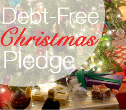 DebtFreeXmasPledge