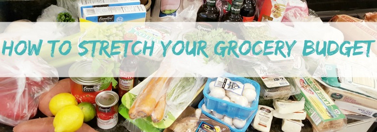 HowToStretchYourGroceryBudget